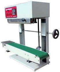 Continuous Band Sealers Machine for Bottles
