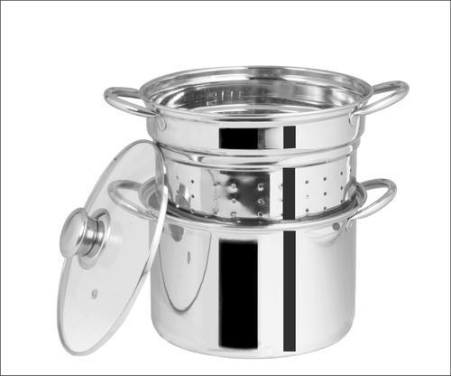 Steel Pasta Cooker, For Kitchen