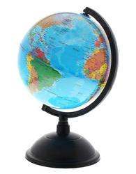 Wooden Stand and Wooden Base World Globe