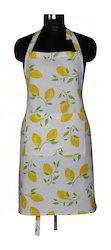 Cotton Printed Apron