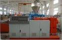 PE WPC Wood Plastic Profile Extrusion Machine Line
