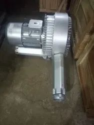 Turbine blower 35 Hp High Pressure Double Stage
