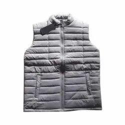 Polyester Mens Casual Sleeveless Jackets, Size: S-XXL