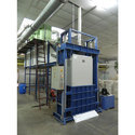 Waste Cotton Baling Press -Fully Automatic