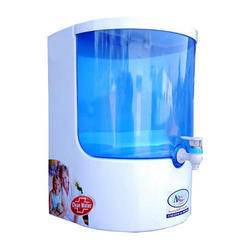 ABS Plastic White Dolphin RO Water Purifier, For Domestic, Capacity: 8.0 liters