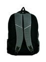 Yelloe Vlook Up Series Grey Color Laptop Backpack With Three