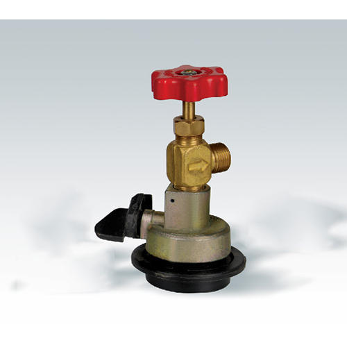 SGS CNG LPG Cylinder Regulator With Control Valve, For Industrial, | ID:  17455351733