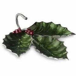 Leaf Shape Fruit Bowl