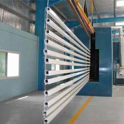 Aluminium Powder Coating Lines