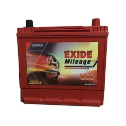 Exide ML75D23L BH 12V 68 AH Car Battery, Warranty: 55 Months