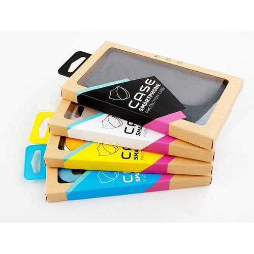 Mobile Case Cover Packaging Box