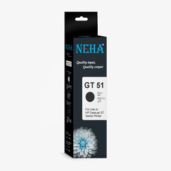 Ink For HP GT51