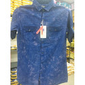 Men Casual Denim Shirt