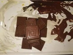 Brown Bar Chocolate, Number Of Pieces: 5