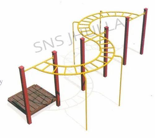 SNS 314 S-Type Ladder Climber