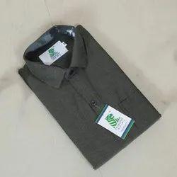 Full Sleeves Regular Fit Men's Linen Shirt