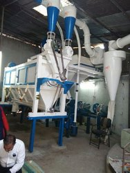 Fully Automatic Chana To Besan Plant