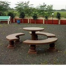 Garden RCC Dining Table