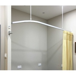 hospital cubical track u0026 curtain