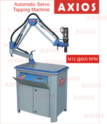 M12 Automatic Servo Tapping Machine