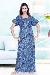 Winksome Full Length Night Gown