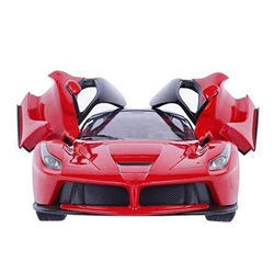 Smart Craft Red Remote Controlled Racing Car