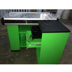 Electronic Cash Counter