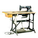Industrial Foot Operated Sewing Machine