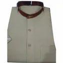 Icfc Full Sleeves Boys Fashion Plain Cotton Shirt, Size: S-l