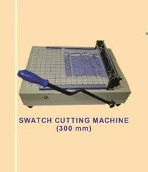 Swatch Cutter Machine (300mm)