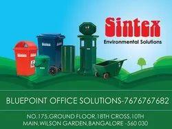 Sintex Plastic Dust Bin 120 ltr