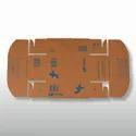 Brown Corrugated Board, Capacity: 1-5 Kg