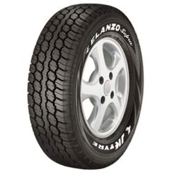 Rubber 14 Inches 165-80-14 JK Elanzo Touring Tubeless Tyre, Aspect Ratio: 0.8