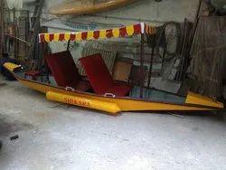Kashmiri Shikara boat