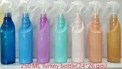 250ML Turkey Bottle (Custom Mold )