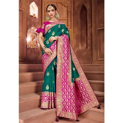 Crystal Silk Saree