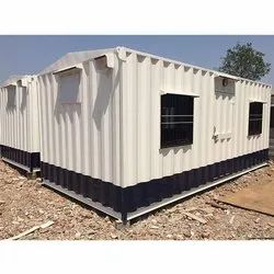 Readymade Industrial Cabin