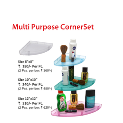 Multi Purpose Corner Set