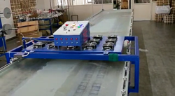 Screen Printing Glass Table Flash Dryer