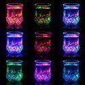 LED Plastic Tumbler Cups Mug Sensor  (7OZ)