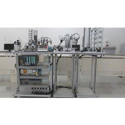 Stainless Steel Three Phase Mechatronics Lab