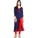 Long Girls Kurti