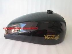 New Norton Dominator Model 88 99 Wideline Black Painted Gas Fuel Petrol Tank