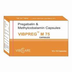 Pregabalin 75mg Methylcobalamine 750mcg