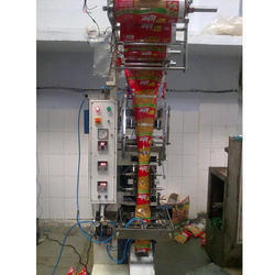 Automatic Snack Packaging Machine