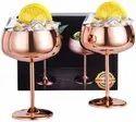Champagne Glasses, Wine Goblet, Martini Glass Set Of 2