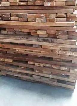 African Teak Wood, Usage: Furniture