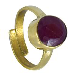 Natural Ruby ( Manik ) Igli Lab Certified Gemstone Ring