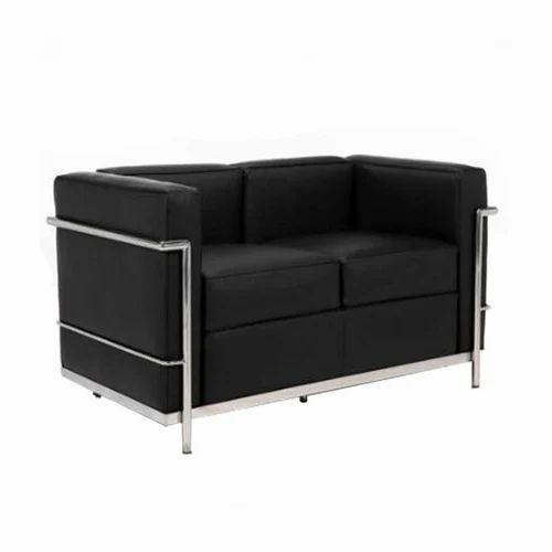 Mid-Century Modern Mohair Sofa - Castle Antiques & Design