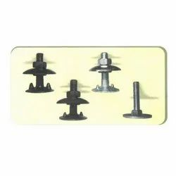 15237 ASC-004 Euro Bolt, Size: M8,M10 And M12